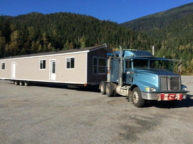Mobile Home Moving - O'Leary Contracting Ltd.