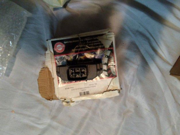 Honda voltage regulator new 6 pin