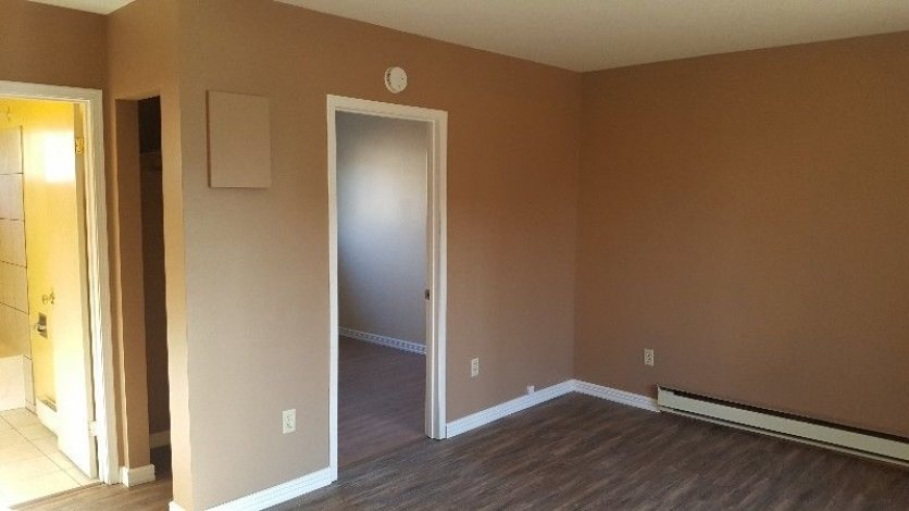 Carbonear East, two bedroom ground level apartment.