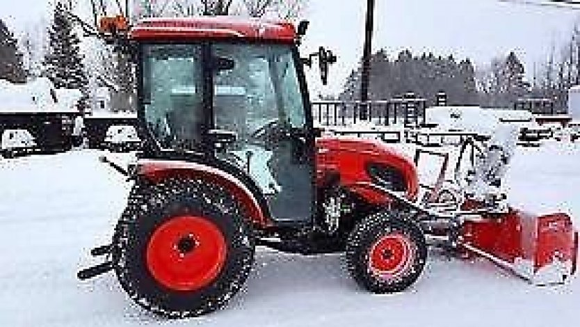 Snowclearing services