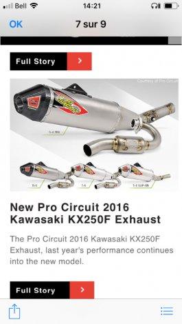 2014 . kawasaki KX250F DIRT BIKE.TRAIL BIKE.MOTOCROSS.