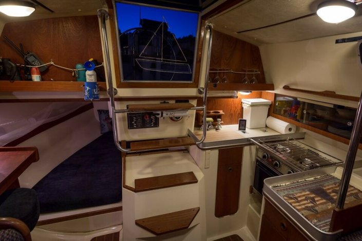 1986 CS30 Sailboat