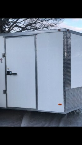 NEW 2020 Freedom Enclosed trailer 8.5 x 20'