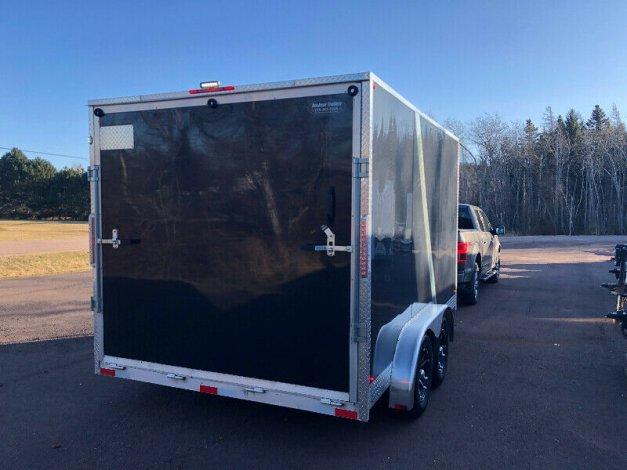 2020 New Wide Body Aluminium Enclosed Trailer 7.5' x 17'