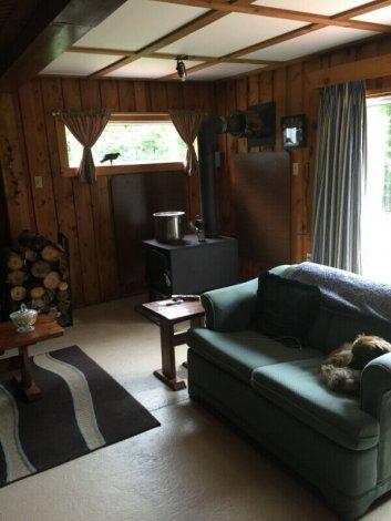 Sheffield Lake Cabin for Sale