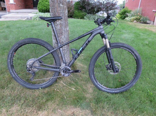 "2018 Trek Xcalibur 9 - 15.5"" Mountain Bike - Excellent Condition"