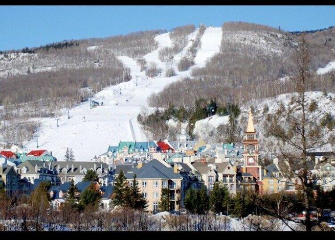 lesson de ski mont-tremblant