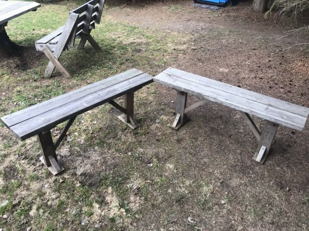 Fire pit benches for sale