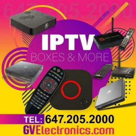 IPTV DISTRIBUTOR MAG-BUZZTV-FORMULER-DREAMLINK-GLOBAL(PLUS TV)-STERM PRO-AVOV-BOOMERANG-WHOLESALE ONLY-647-205 2000