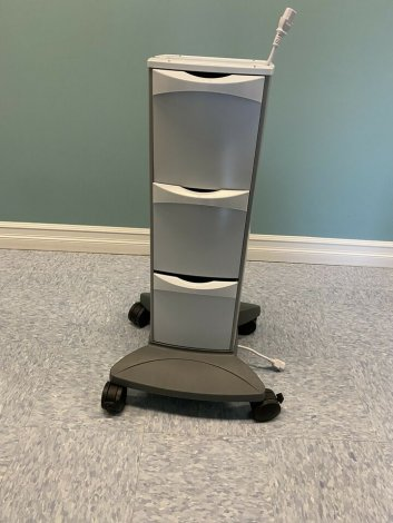 Chattanooga Intelect therapy cart
