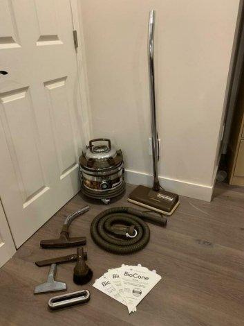 Rebuilt Filter Queen Vacuum Cleaner