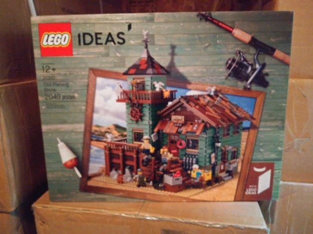 Lego 21310. Fishing store bnib