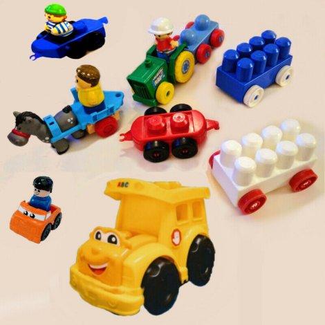 Lot de jouets de Méga Bloks