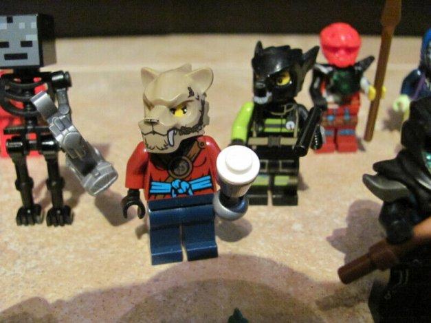 Figurines Lego
