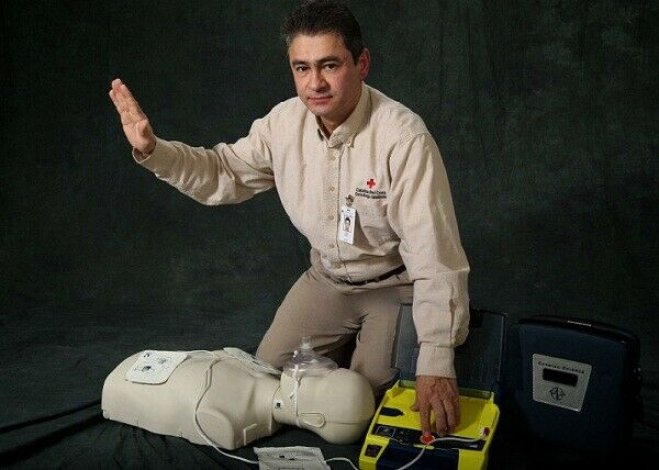 CPR + AED Certification / Blended Online Onsite