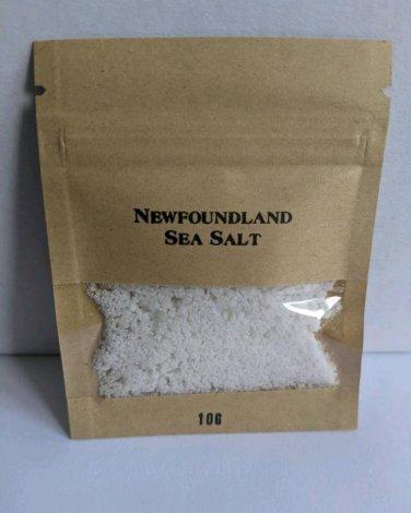 Burford's Sea Salt - Handmade in Newfoundland