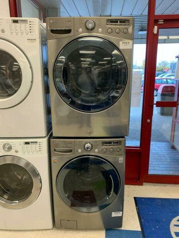 Stainless Steel & Washer Dryer LG ---Blowout Price $499*--Complete Set