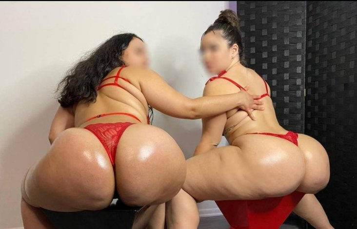 Sexy Duo AVAIL - huge b0OTY Huge BREASTS