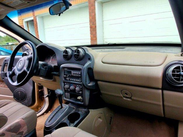 Pontiac Aztek Aztec 2003 FWD LOW KMS