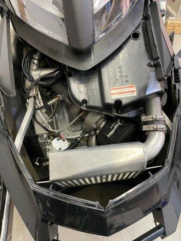 2009 MXZ X 1200 turbo