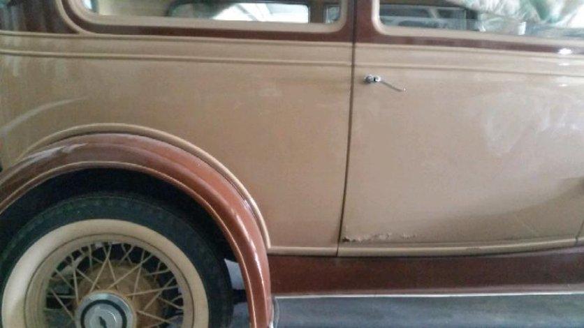 1932 chev tudor