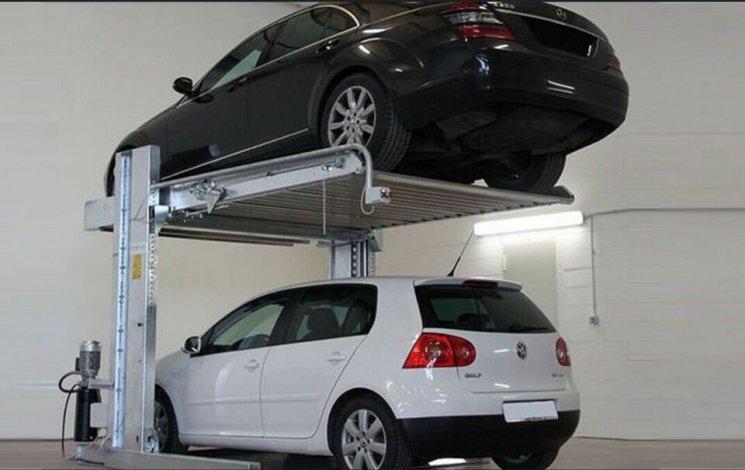 Pl-06 6000lbs parkinglift stationnement Lift storage Hoist