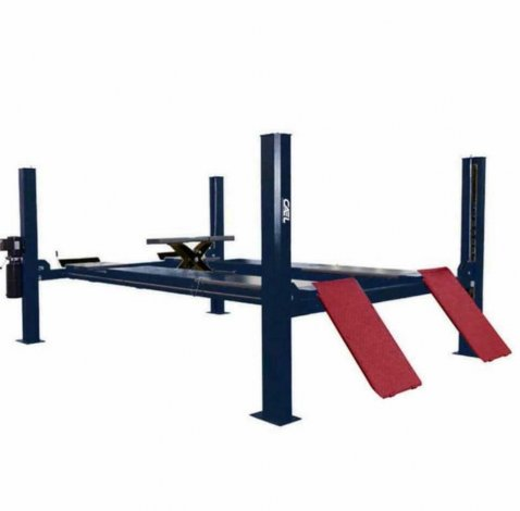 Brand new New 4 post hoist for alignment certified & warranty included
