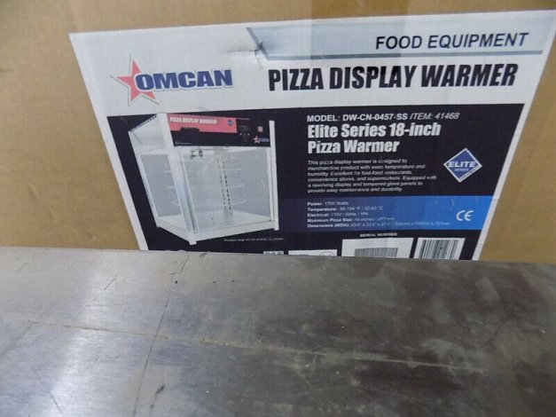 Slushie, Pizza Warmer,Proofers, Carts,Tables 727-5344