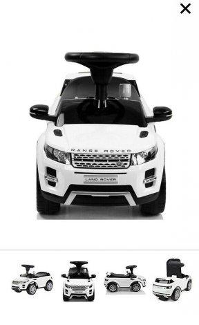 Brand new Range Rover toy for kids
