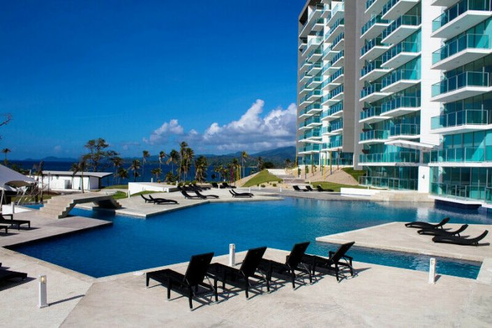 Beautiful Ocean Front Property Panama