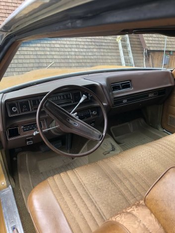 1972 Ford Galaxie 500XL