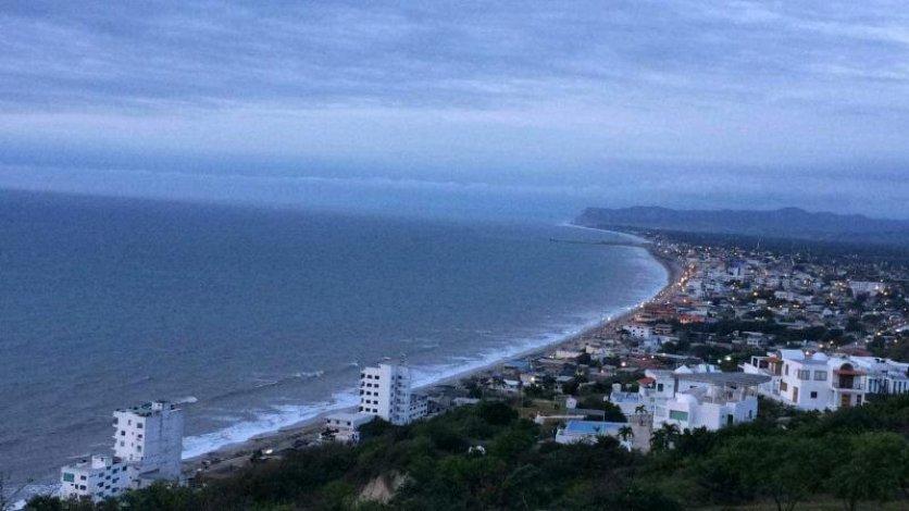 OCEANFRONT CONDO, CRUCITA ECUADOR
