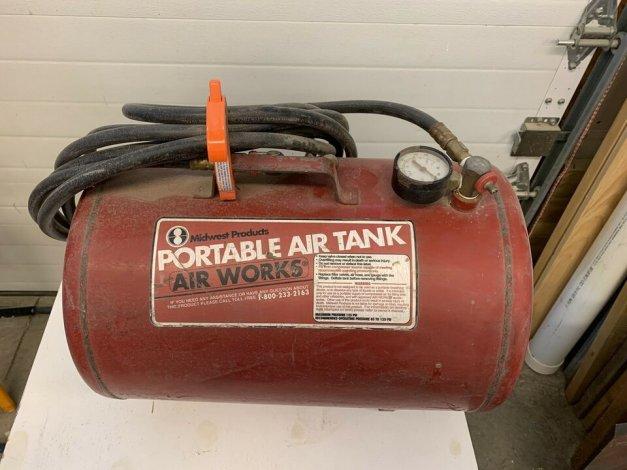 Portable Air Tank