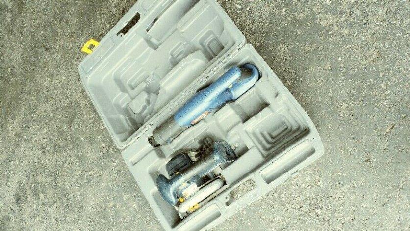 Two Ryobi Electric Saws