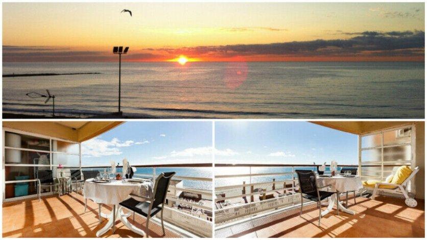 Spain - Costa del Sol - Beach Front Condo - Beach Apartment 3D