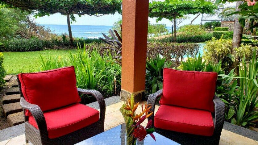 Oceanfront Luxury on Playa Langosta near Tamarindo, Costa Rica