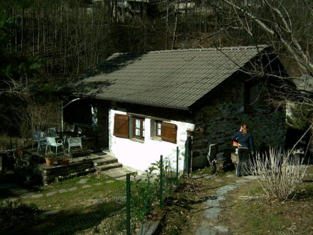 Swap Swiss Alp Mountain Home for Property in SC/NC or Catamaran