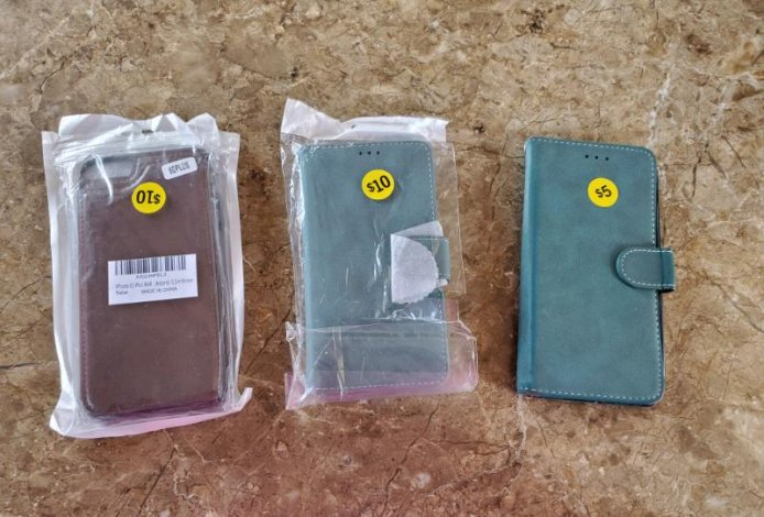 IPhone and LG Cell Cases