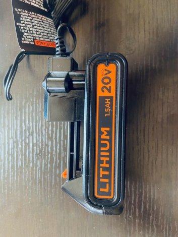 Black and decker 20v drill